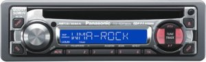 Panasonic CQ-RDP153N Car MP3 CD Player
